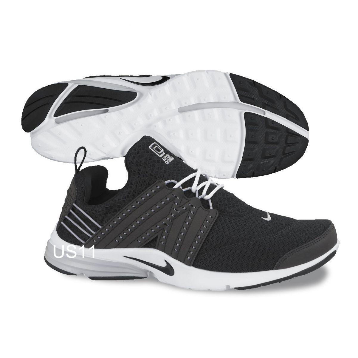 Nike Lunar Presto - Black White-Grey  5ef6cacfe