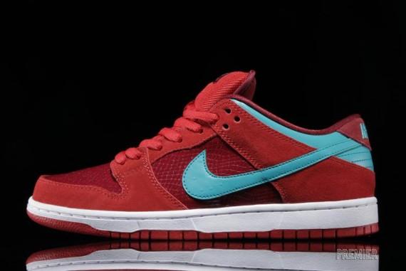 Nike SB Dunk Low - Brickhouse/Turbo