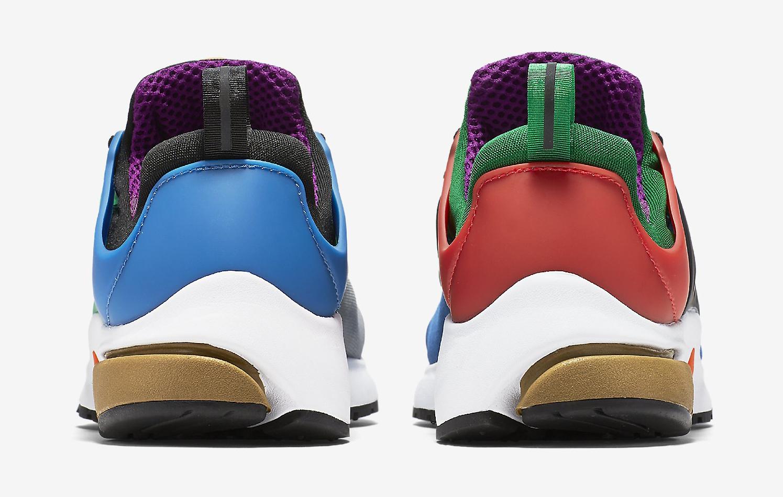 Greedy Nike Air Presto 886043-400 Back