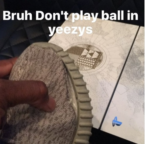 d470e8b562c5 Joel Embiid says don t play ball in Yeezy Boosts