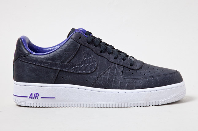 Nike Air Force 1 Premium Black Mamba | Sole Collector