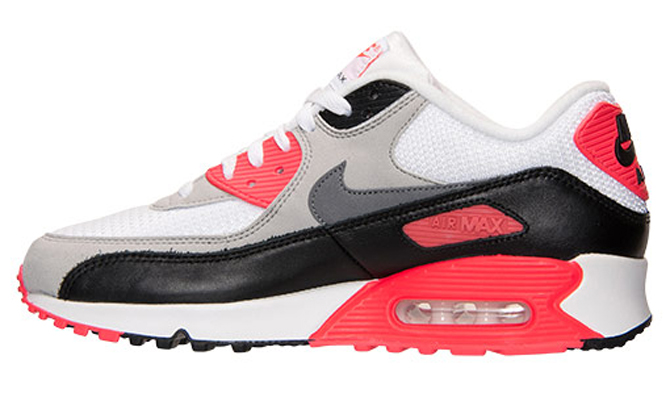 Your Best Look Yet at the 2015 'Infrared' Air Max 90s | Sole