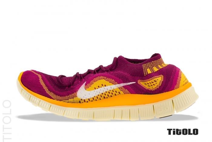 8ab669155a79 This latest colorway of the WMNS Free Flyknit by Nike is now available  online from titolo.