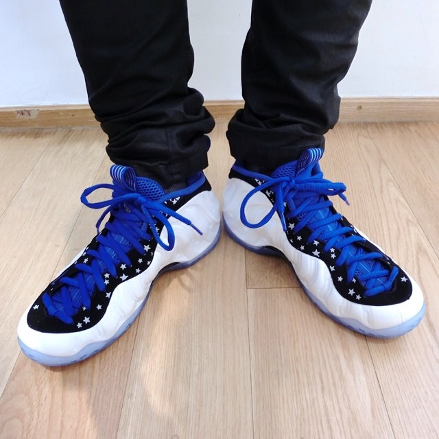 f6cdc84fa3a Nike Air Foamposite One Shooting Stars 679085-101 (4)