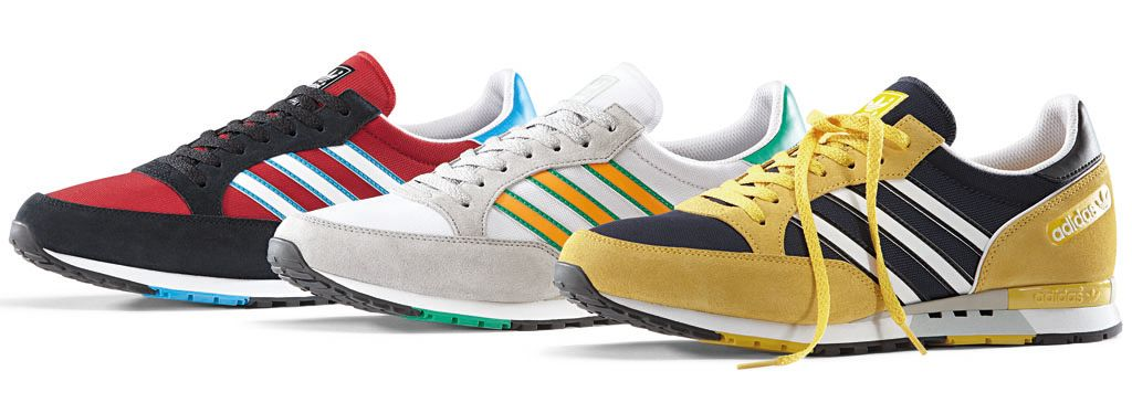 adidas Originals Phantom Pack Spring/Summer 2014