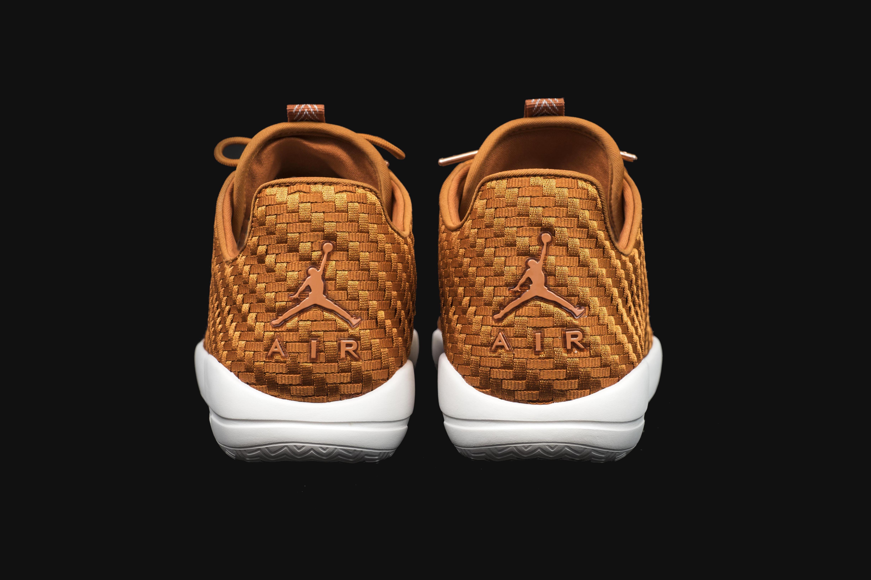 Jordan Eclipse x SoleFly Orange Heel