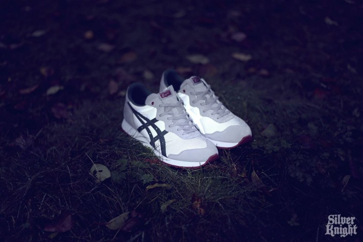 The Good Will Out x Onitsuka Tiger X-Caliber Silver Knight reflective