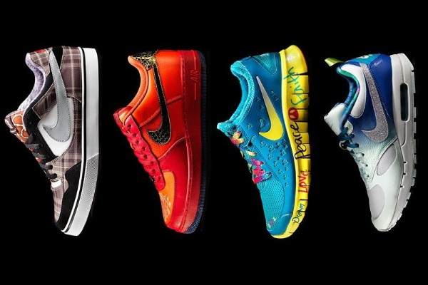 Nike 2010 Doernbecher Freestyle Collection 859be98c80