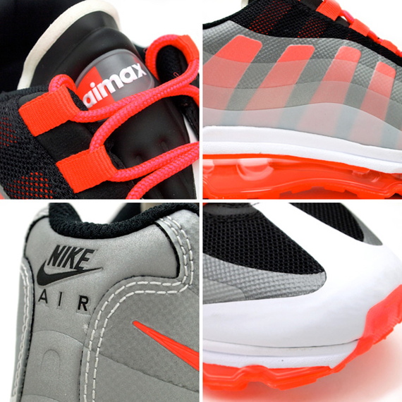 online retailer cd9b6 ee67b Look for these soon at select Nike Sportswear accounts worldwide. via atmos  · share tweet. 0. Tags. ○ Nike Air Max '95 360
