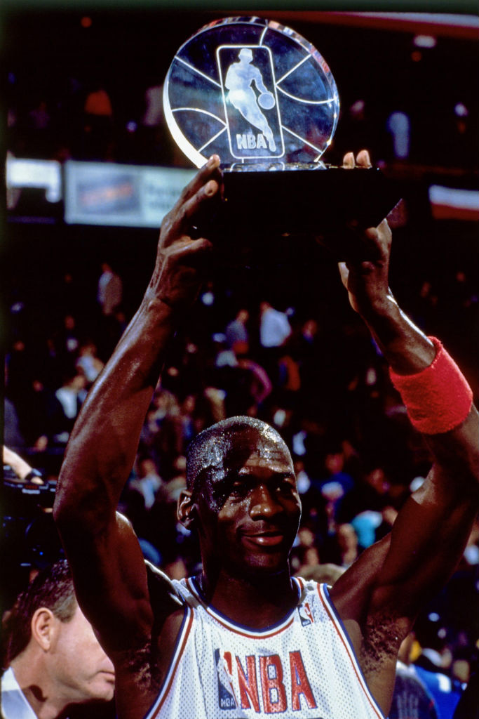 #2350 // 50 Classic Michael Jordan All-Star Game Photos (46)