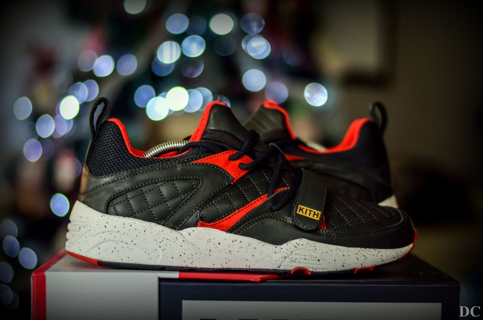 cheap for discount 7220c a6f9e Ronnie Fieg x Highsnobiety x Puma Blaze of Glory