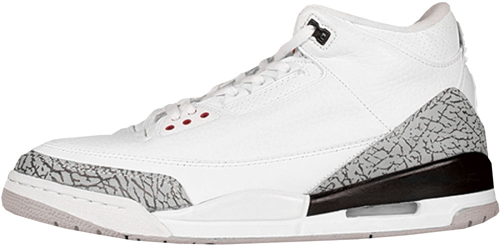 jordan 3 all colorways