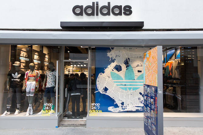 adidas store locations in san diego