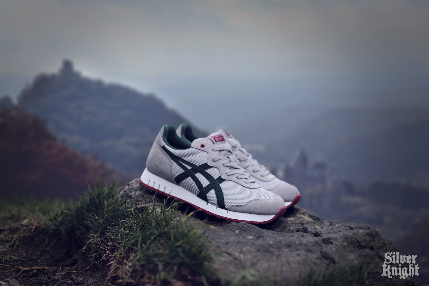 The Good Will Out x Onitsuka Tiger X-Caliber Silver Knight