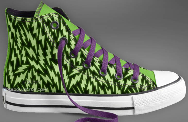 Converse Glow in the Dark Shoes Sneakers Chuck Taylor All Star (5)