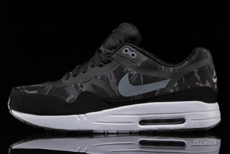Air Max 1 Grey And Black