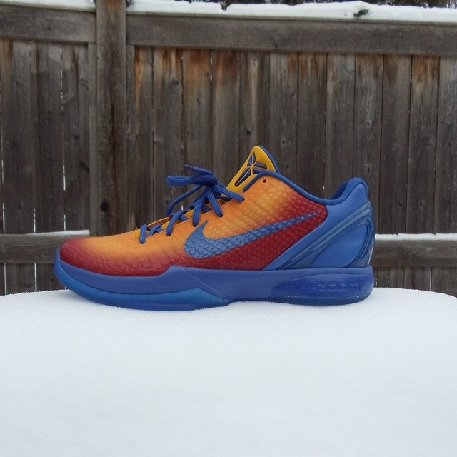 Nike iD Kobe VI 6 Superman