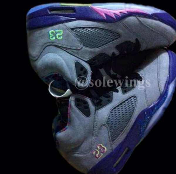 Air jordan 5 retro bel air new images sole collector for Retro küchenm bel