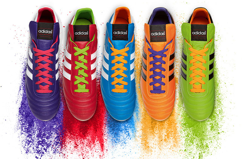 adidas Launches Limited Edition Samba Copa Mundial