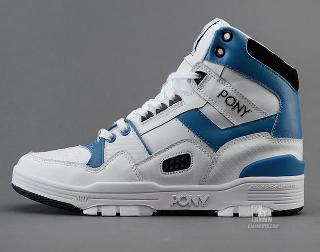 Pony Basketball Shoes