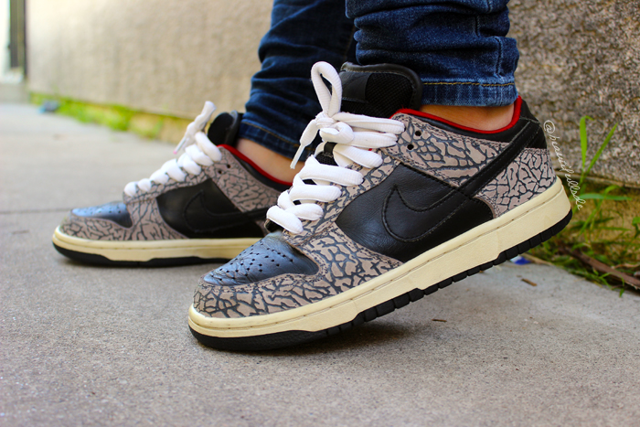 Supreme x Nike SB Dunk Low