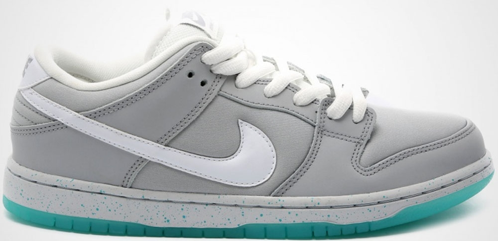 Nike Dunk Low Premium SB Wolf Grey/White-Light Retro