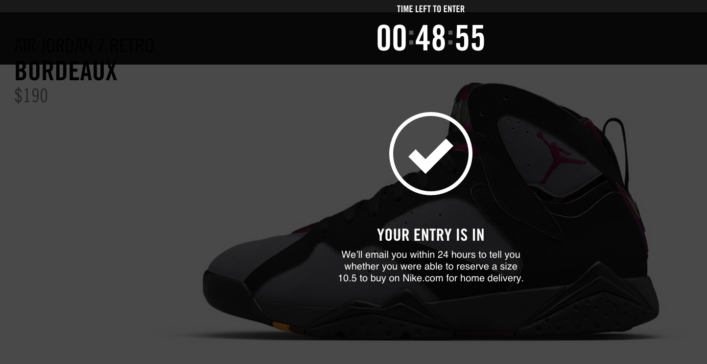 c6307b28481248 Here s How Nike s New Online Sneaker Release System Works