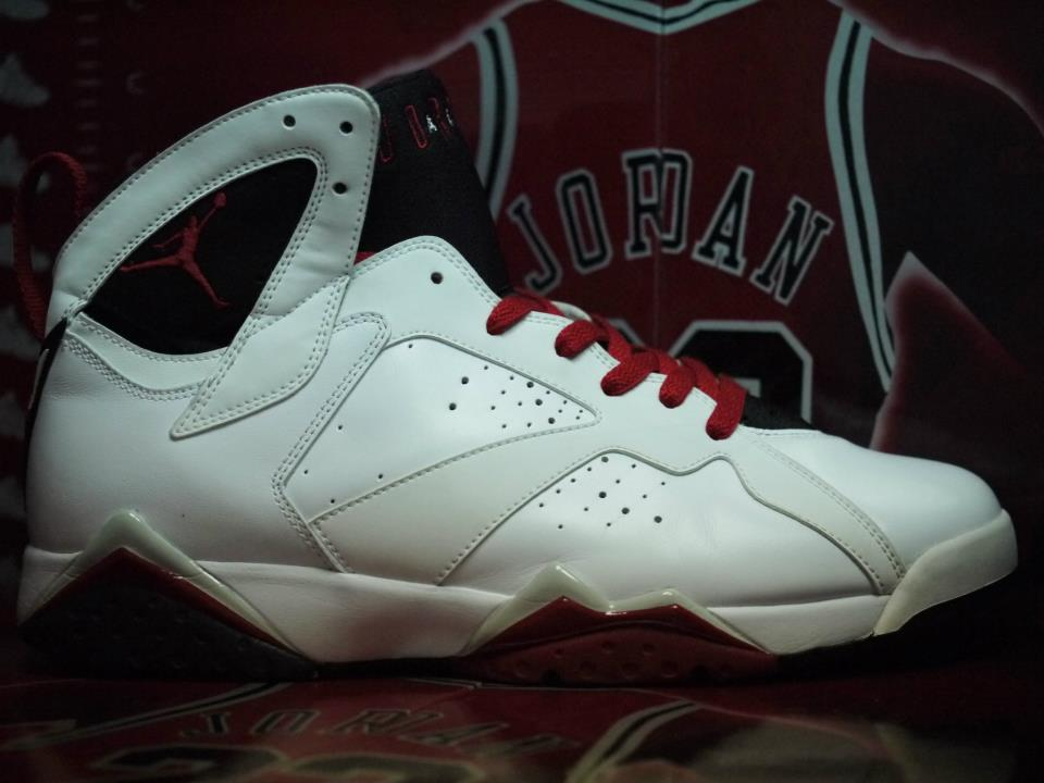 Air Jordan 7 CDP Sample (2008)