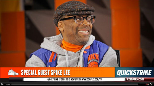 Quickstrike: DJ Clark Kent & Russ Bengtson Welcome Guest Spike Lee