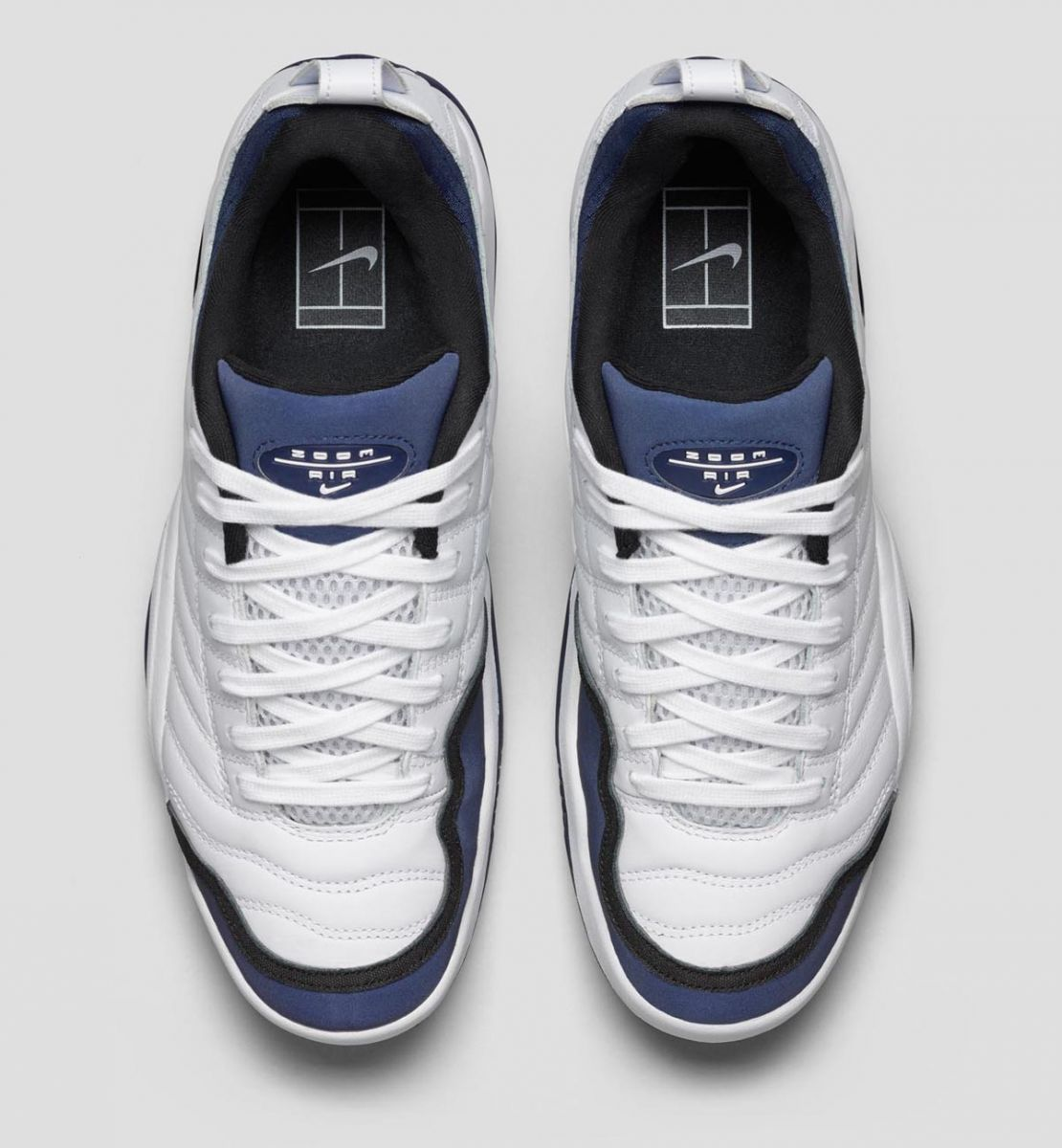 hot sale online b6b86 1ca33 UPDATE 820 The Nike Air Oscillate retro will release on Aug. 24 at Nike  Sportswear retailers. Nike Pete Sampras Ad