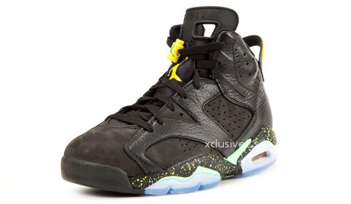 Air Jordan VI 6 Retro - Brazil World Cup (5)