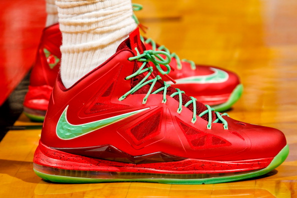 sneaker watch the complete nba christmas day recap