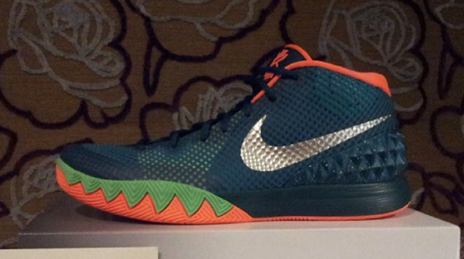 5212a40afbe Another colorway for Kyrie Irving s first Nike Basketball signature shoe  that s coming soon.
