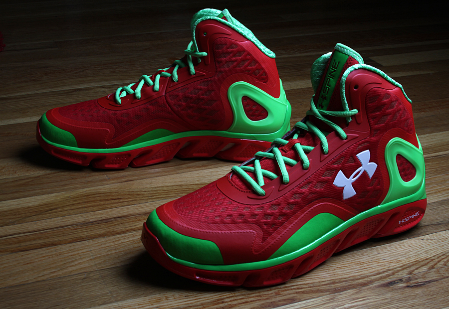 Collector Armour Spine Christmas Jordan's Under Sole Bionic Deandre Aaq0On