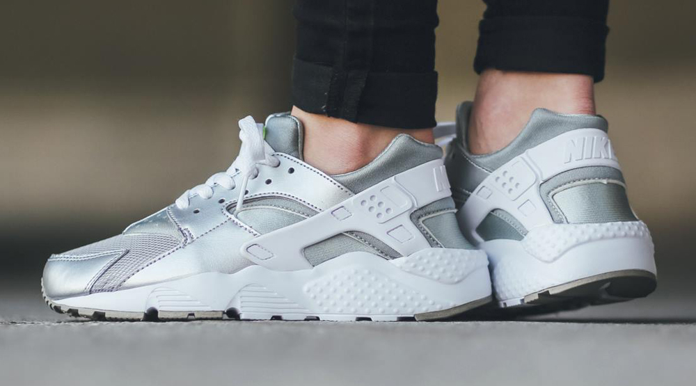 There S Another Silver Nike Huarache Coming Sole Collector