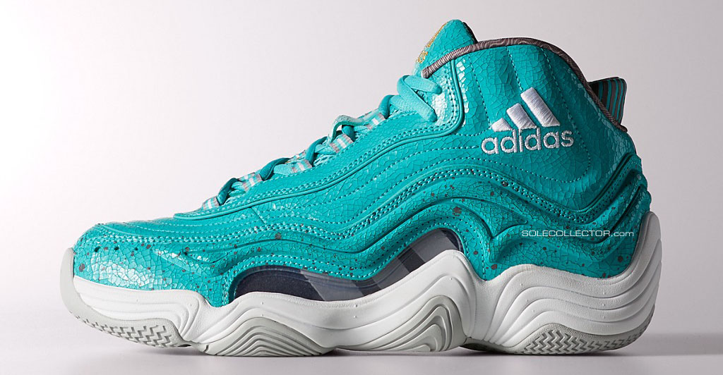 9af71ee94ca3 The  Statue of Liberty  adidas Crazy 2 in Detail