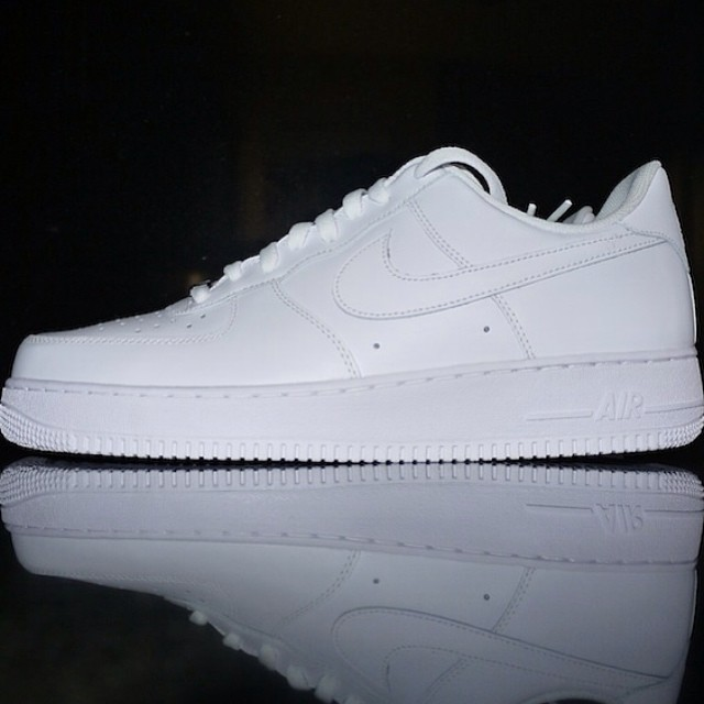 DJ Clark Kent Picks Up Nike Air Force 1 White
