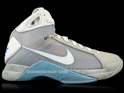 Marty McFly Colorway of the Nike Hyperdunk