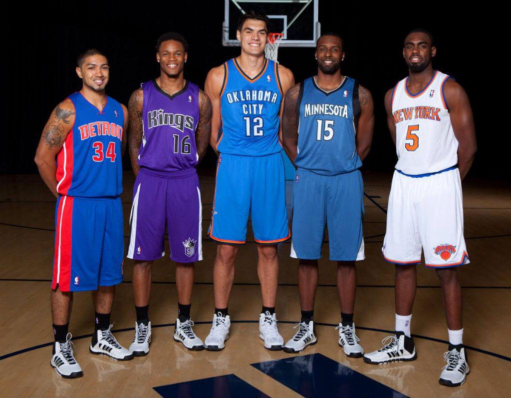 Basketball Players: Adidas Announces Signing Of Top NBA Draft Picks