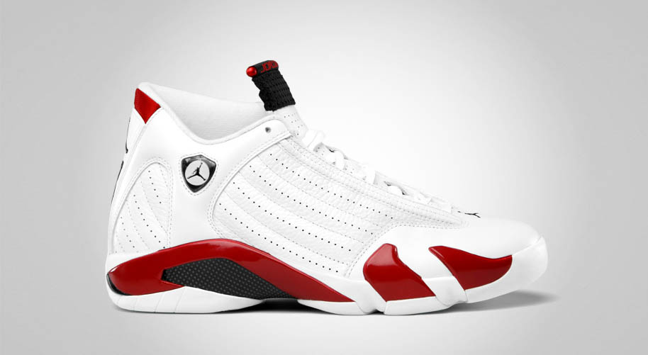 44f333229c1 Air Jordan 14 XIV Whited Red Release Date 487471-101 | Sole Collector