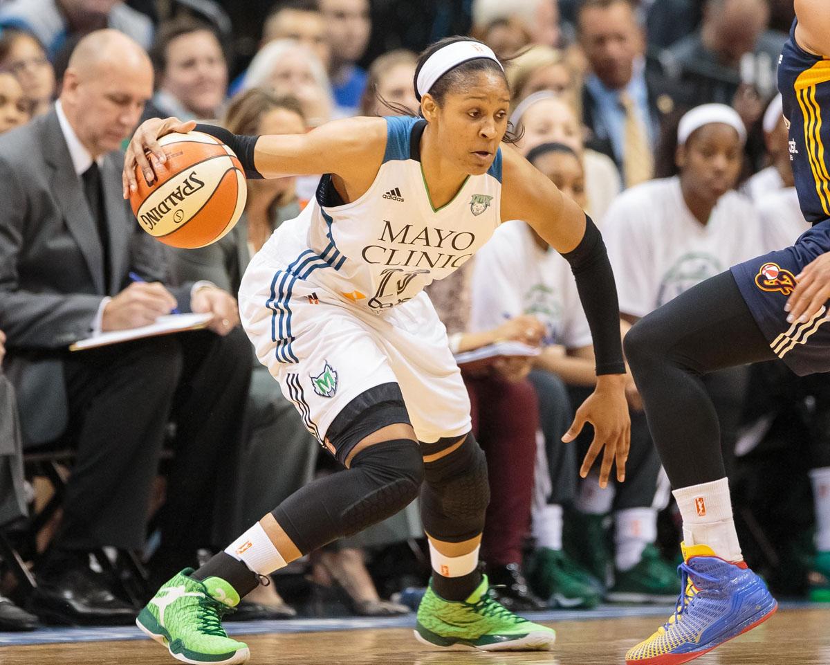 SoleWatch  Maya Moore Has Her Own Air Jordan XX9 PE for the WNBA ... eef9c6a12b
