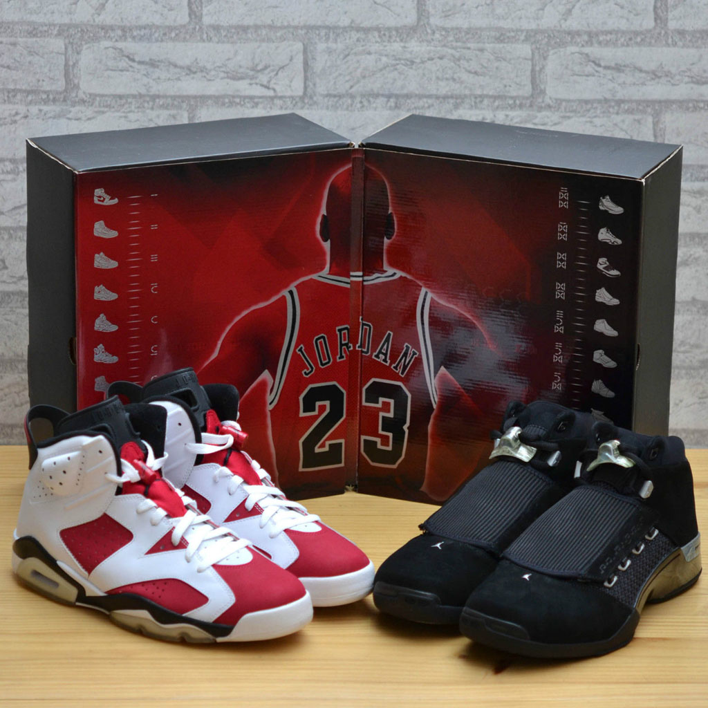Air Jordan Countdown Pack CDP 6 & 17