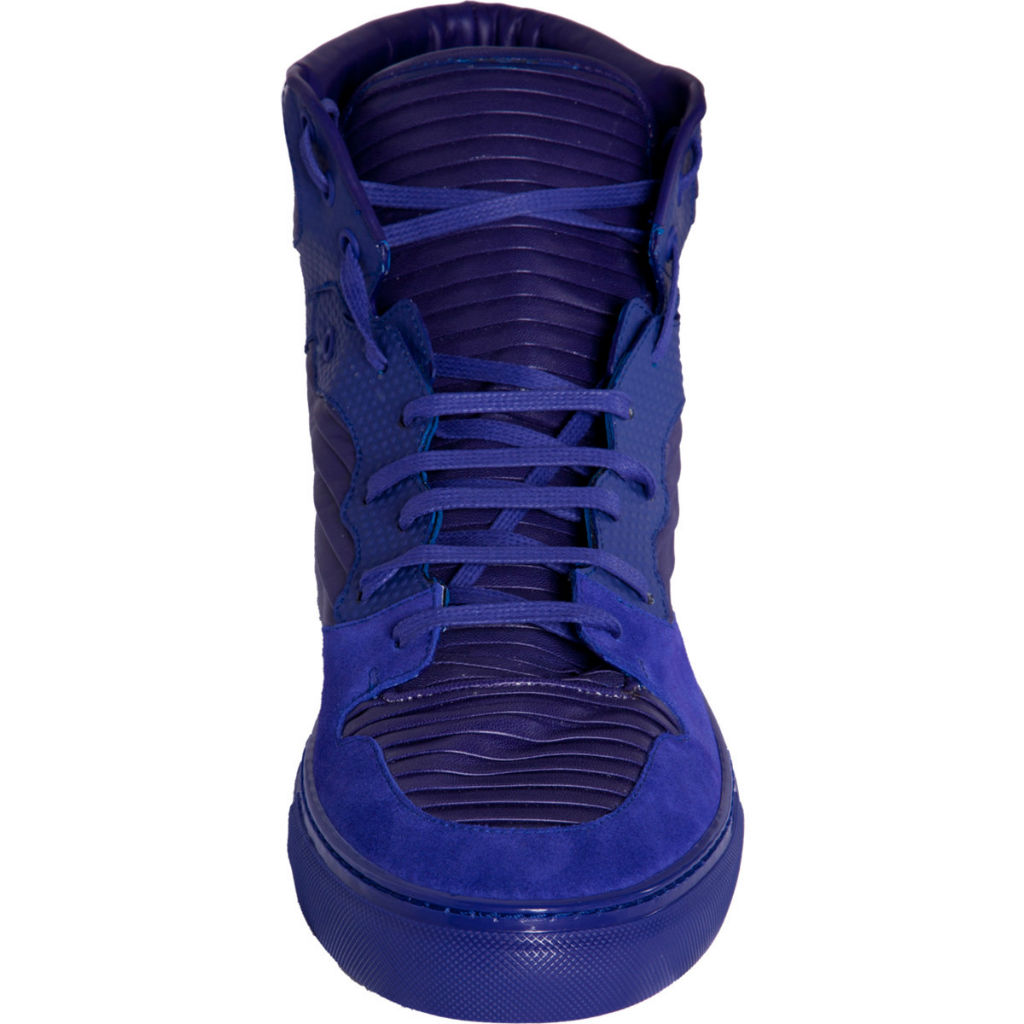 Balenciaga Cotes High - Blue - Spring/Summer 2013 (2)