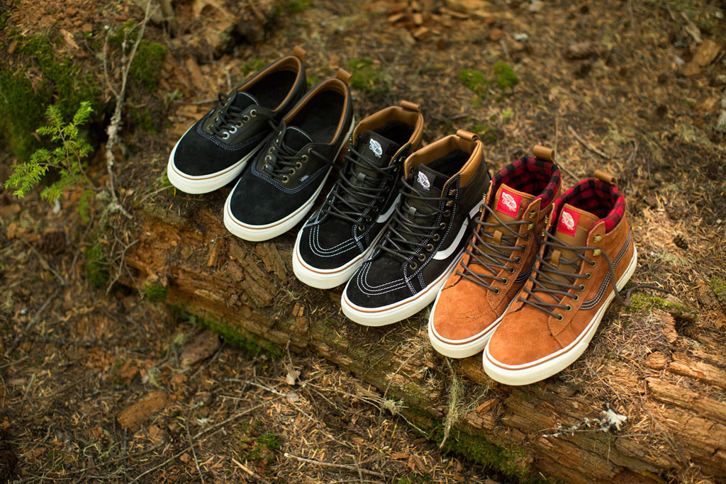 vans era mountain edition