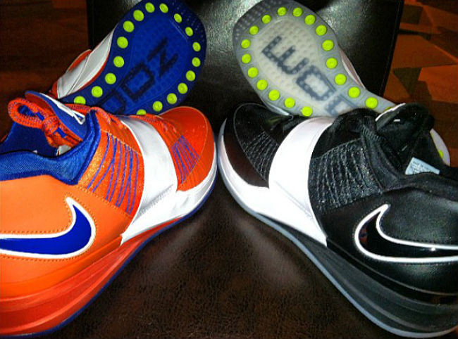 Nike Zoom Revis New York Knicks (2)
