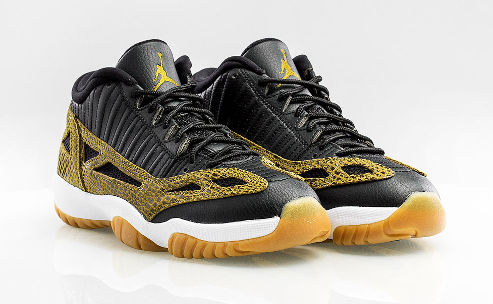 detailed look cabce f6e34 ... uk air jordan 11 low ie croc 306008 013 1 5e821 e5525