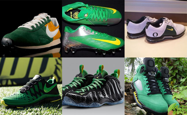 Top 10 Regional Sneaker Colorways: Oregon (2)