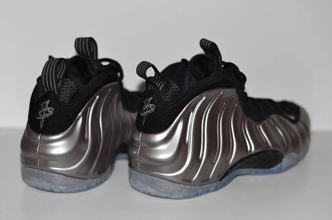 Nike Air Foamposite One Black Suede?Freshness Mag