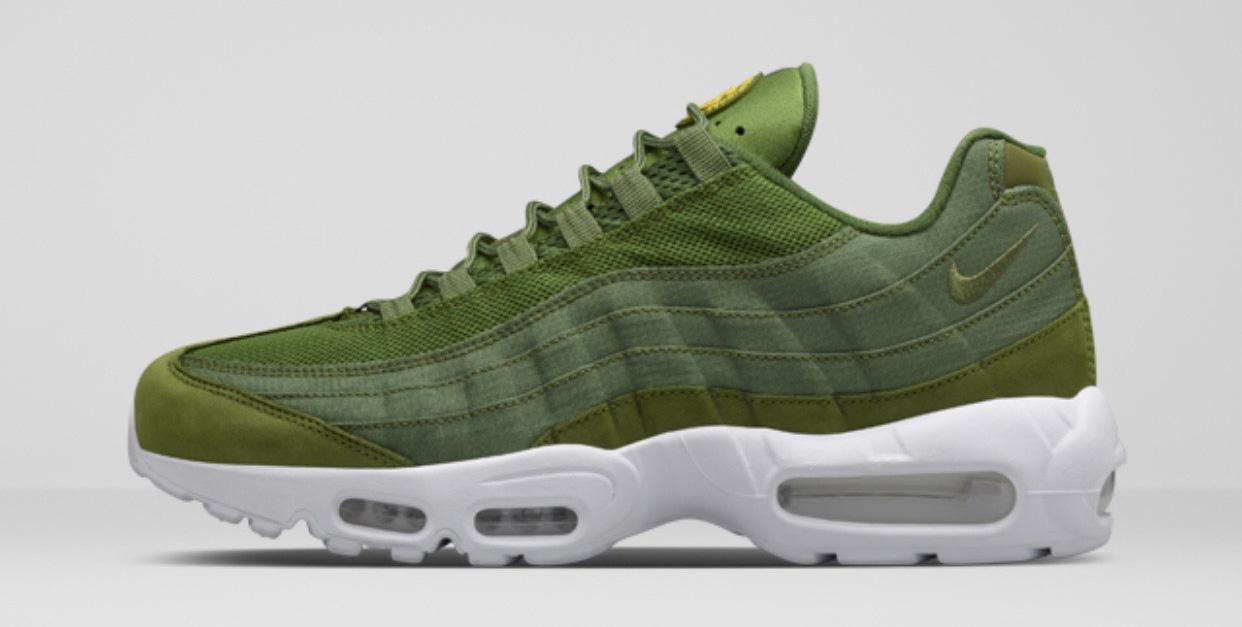 new air max olive green