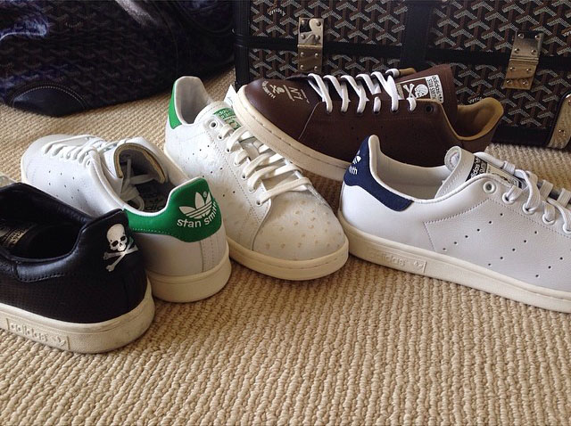 Adidas Stan Smith Celebrities
